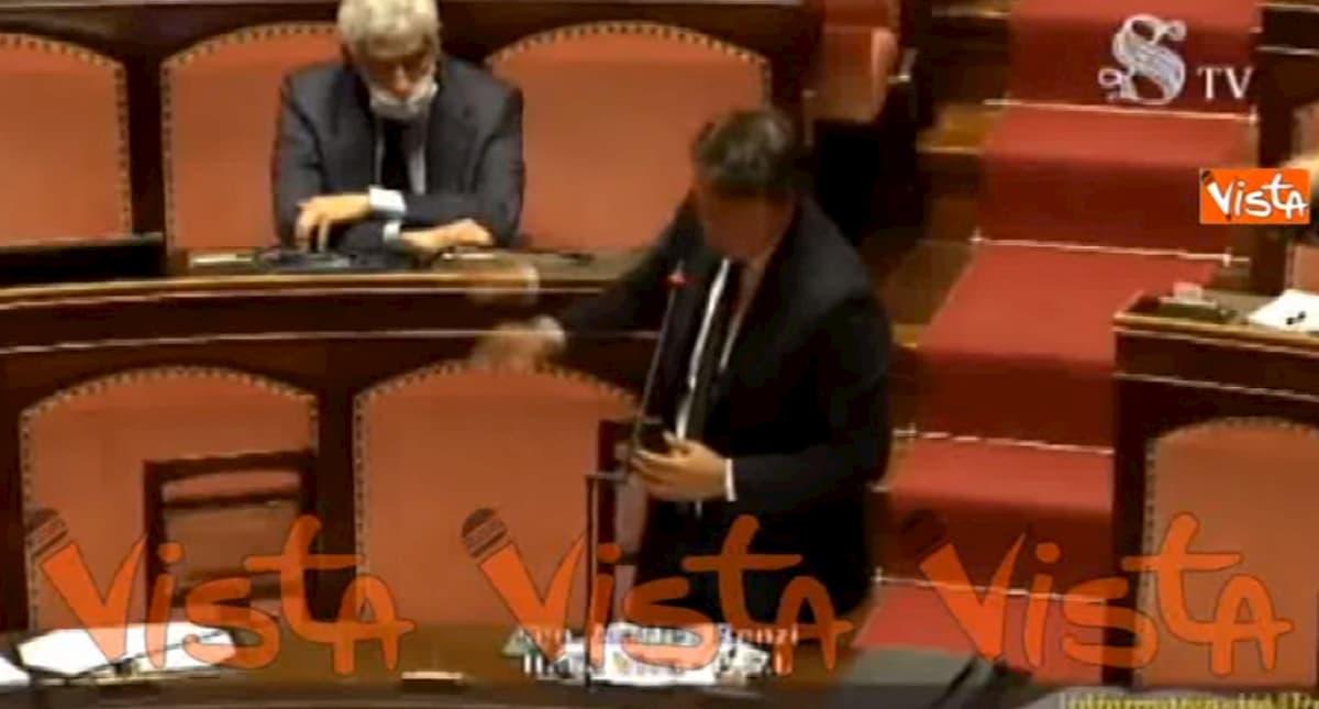 """Renzi: """"Se i morti di Bergamo e Brescia potessero parlare direbbero di riaprire"""" VIDEO"""