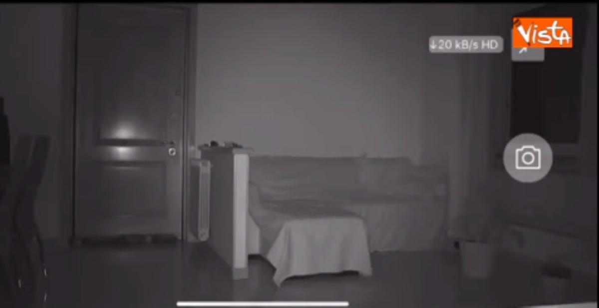 Boato terremoto Roma: il video del prima della scossa