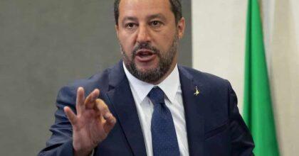 Matteo Salvini diventerà De Gasperi? Banca nega i 25 mila solo (!) per assegno protestato...Coronavirus sociale