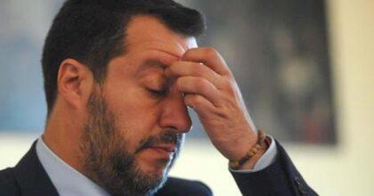 Salvini crolla nei sondaggi. Chi lo salva? L'altro Matteo, in cambio di che?