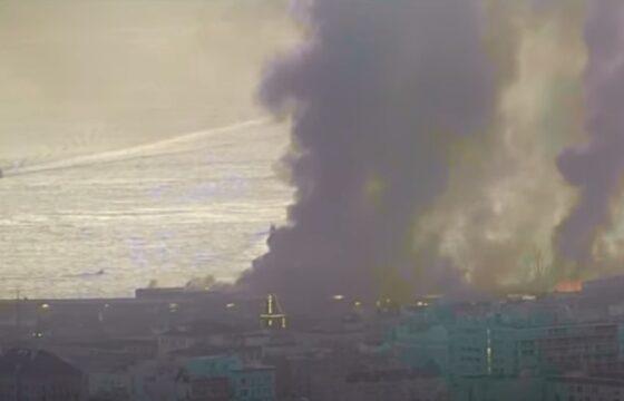 San Francisco, incendio a Fisherman's Wharf: distrutta parte del molo simbolo VIDEO