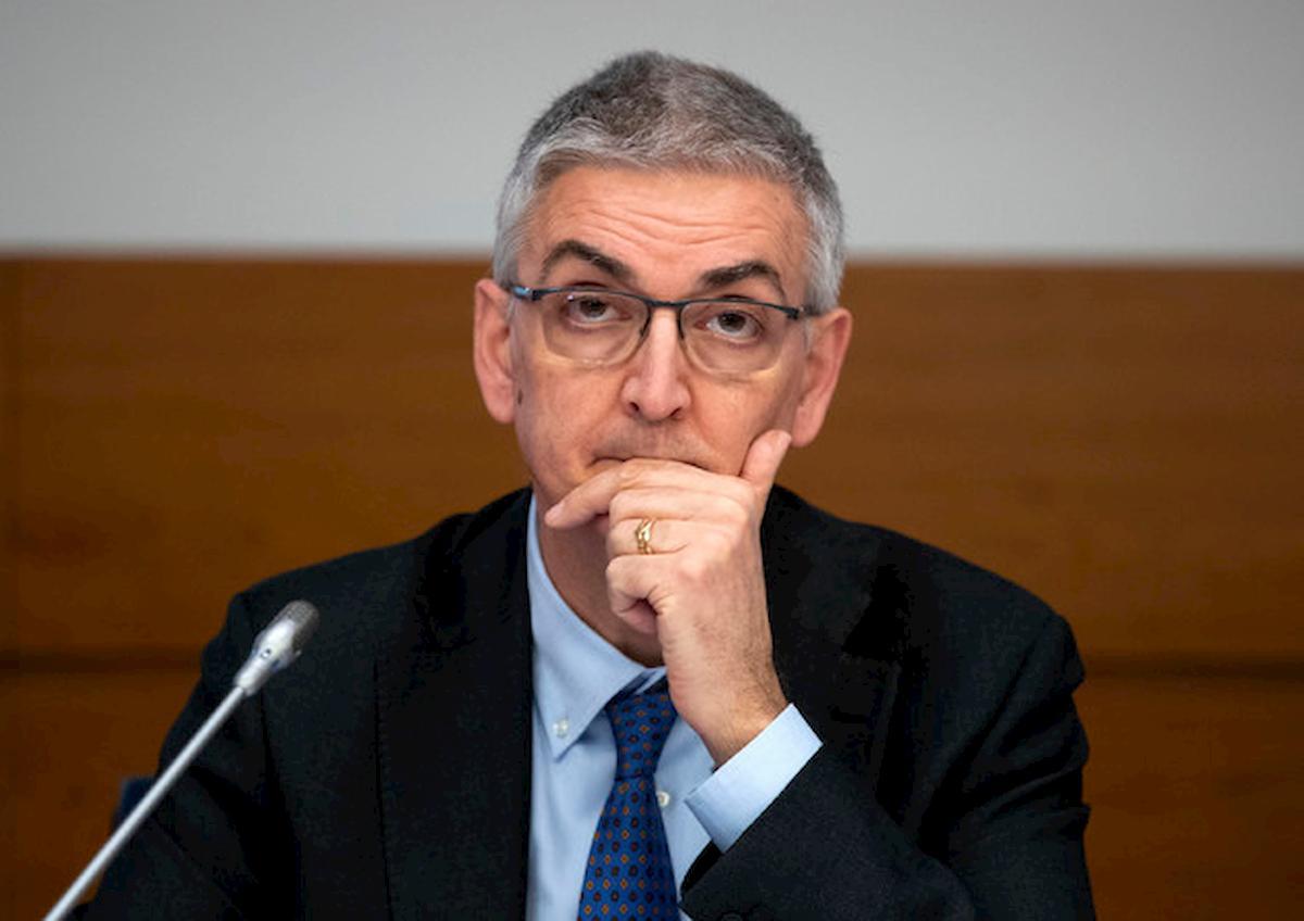 """Coronavirus, Brusaferro (Iss): """"Casi in calo in tutte le Regioni, anche Lombardia. Rt non è una pagella"""""""