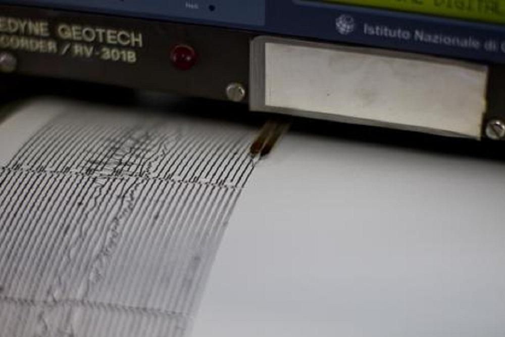 Terremoto Calabria, scossa magnitudo 3.1 al largo di Vibo Valentia