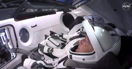 SpaceX, oggi il secondo tentativo per la missione spaziale