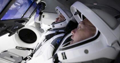 SpaceX riporta gli Usa nello spazio: la diretta del lancio da Cape Canaveral VIDEO