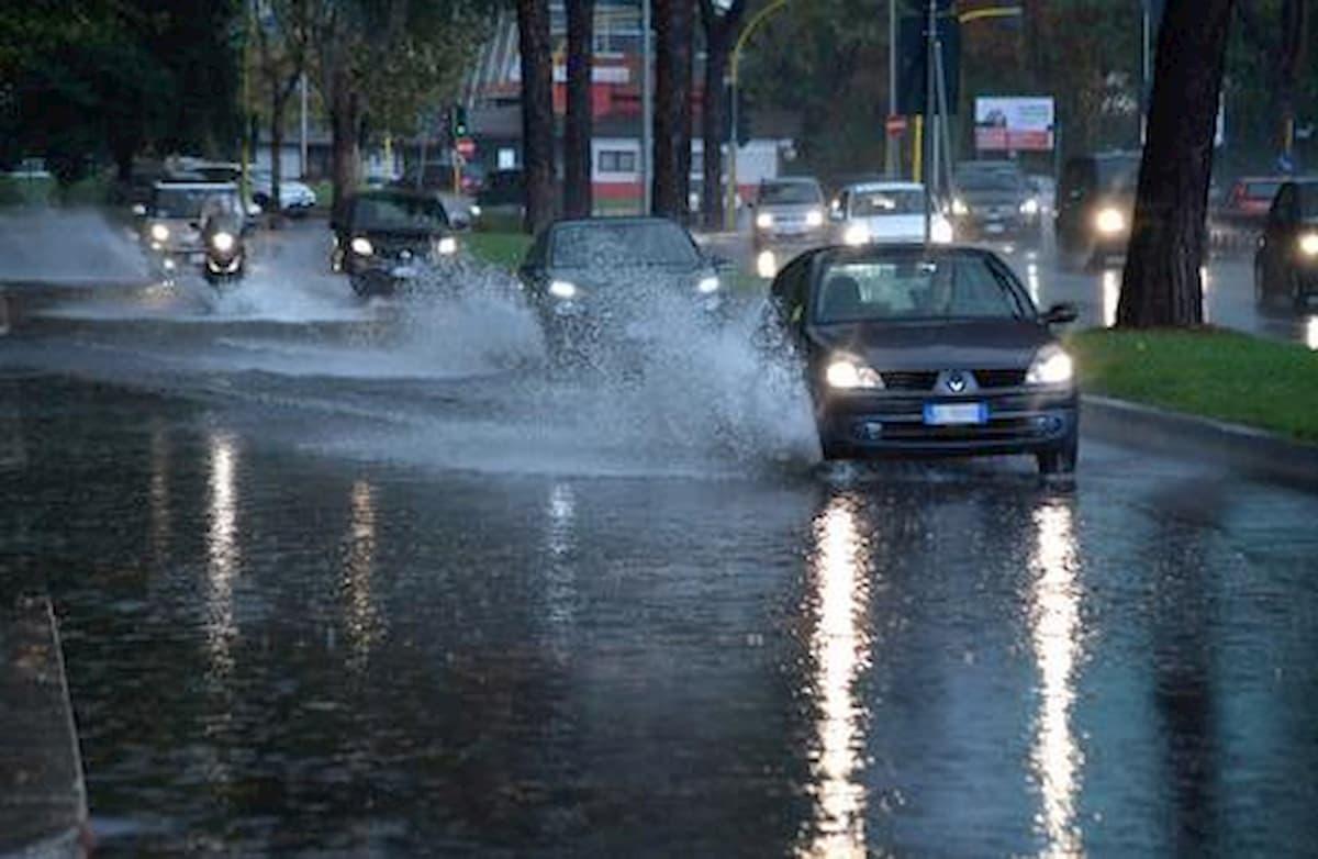 Previsioni meteo: oggi temporali al Centro-Sud, da venerdì e nel weekend sole