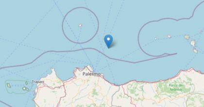 Terremoto Palermo, tre scosse in due giorni: più forte sveglia residenti