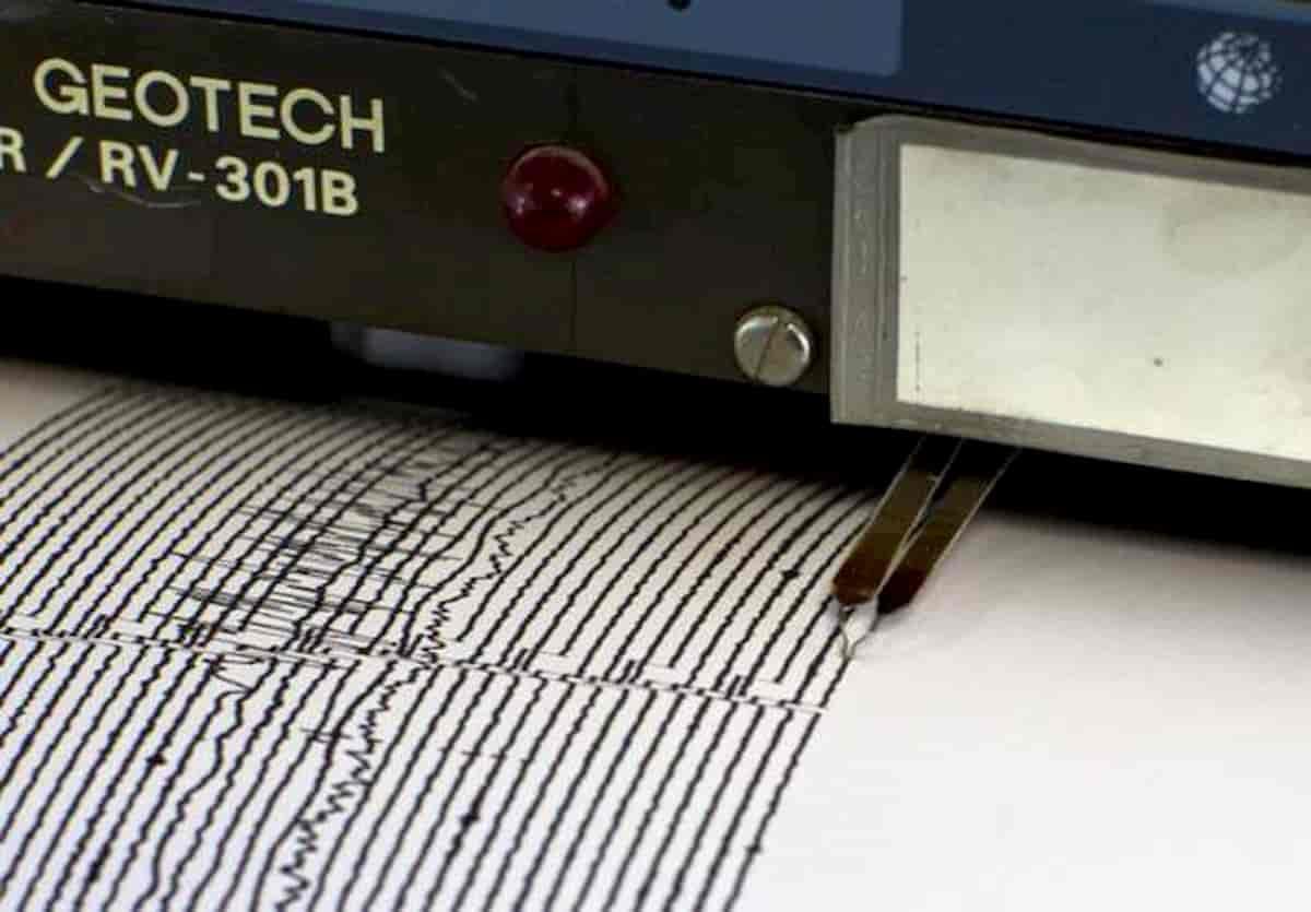 Terremoto nel Mar Mediterraneo tra Italia e Grecia: scossa avvertita in Puglia, Calabria e Sicilia