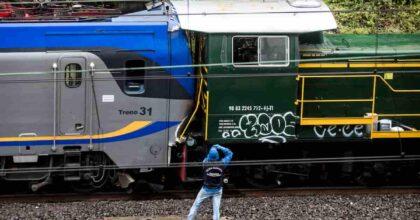 Roma, tamponamento fra treno e mezzo di manutenzione a Tuscolana: 4 feriti