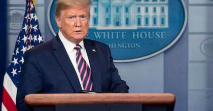 Trump cambia slogan, teme la non rielezione: Biden avanti 6 punti nei sondaggi