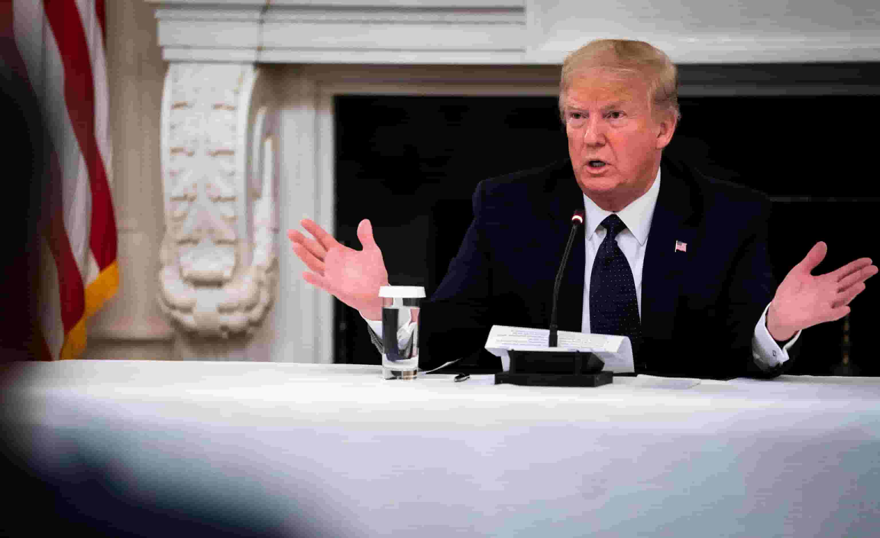Usque tandem mister Donald Trump abutere pax mundi?
