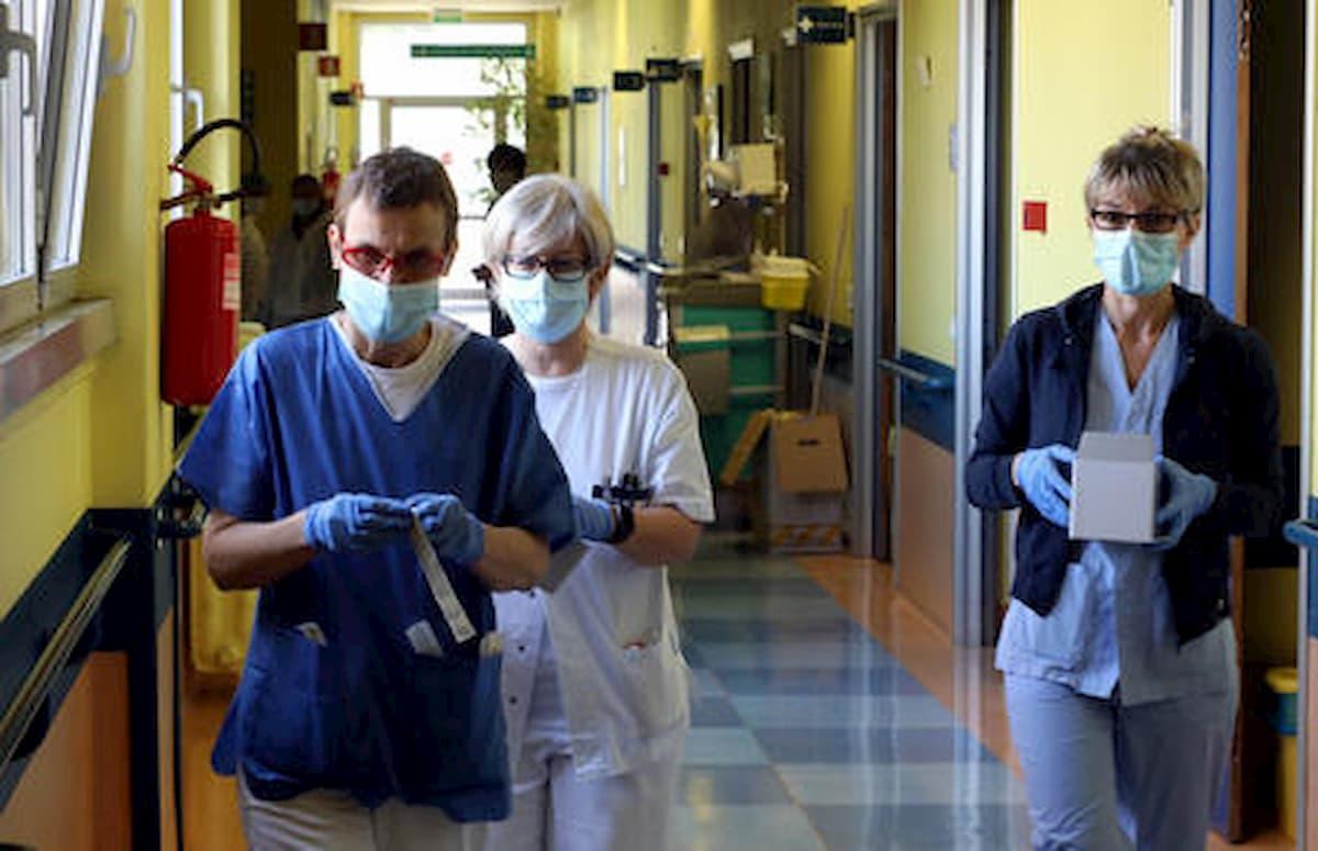 Coronavirus, nel Lazio oggi 25 casi. Dato più basso da inizio lockdown
