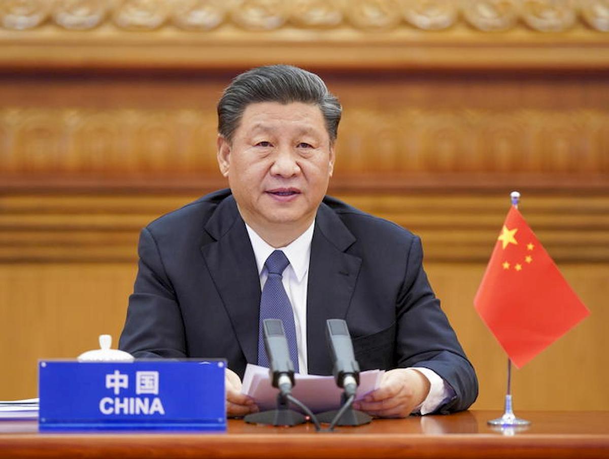 "Cina dona 2 mld a Oms, Xi Jinping: ""Nostro vaccino sarebbe per tutti"""