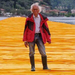 """E' morto Christo, il maestro della Land Art che """"impacchettava"""" il mondo"""