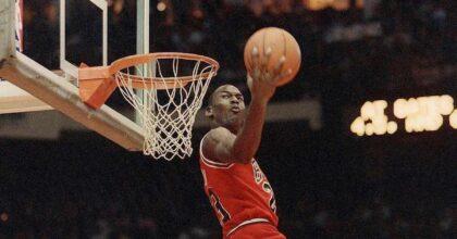 """Michael Jordan e la sua fobia: """"Ecco qual è la mia paura più grande"""""""