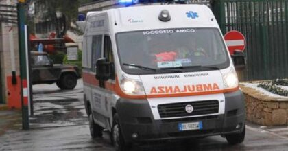 Ambulanza, Ansa