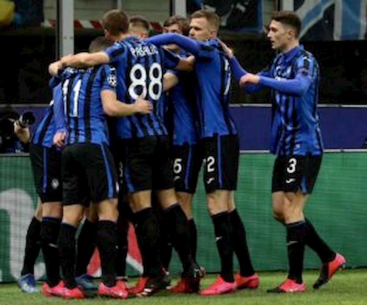 Serie A, Atalanta ipoteca Champions ma volano Napoli e Milan