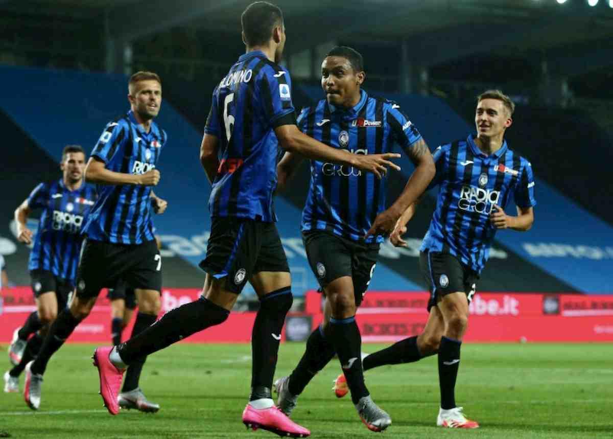 Atalanta-Lazio 3-2, grande rimonta dei padroni di casa