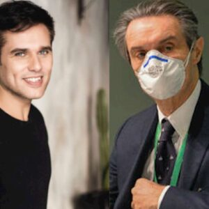 """Attilio Fontana, l'attore omonimo: """"Che incubo, mi scrivono di tutto"""""""