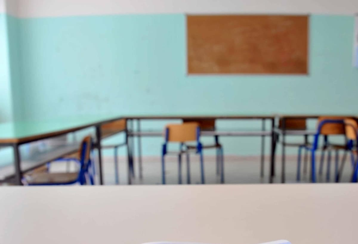 Scuola, i paradossi del distanziamento (Ansa)