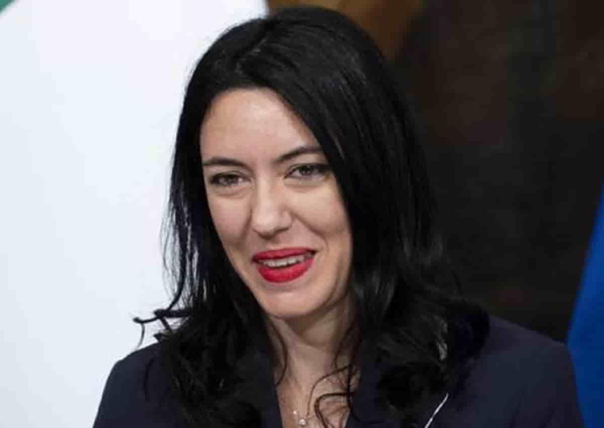 Azzolina in una foto Ansa