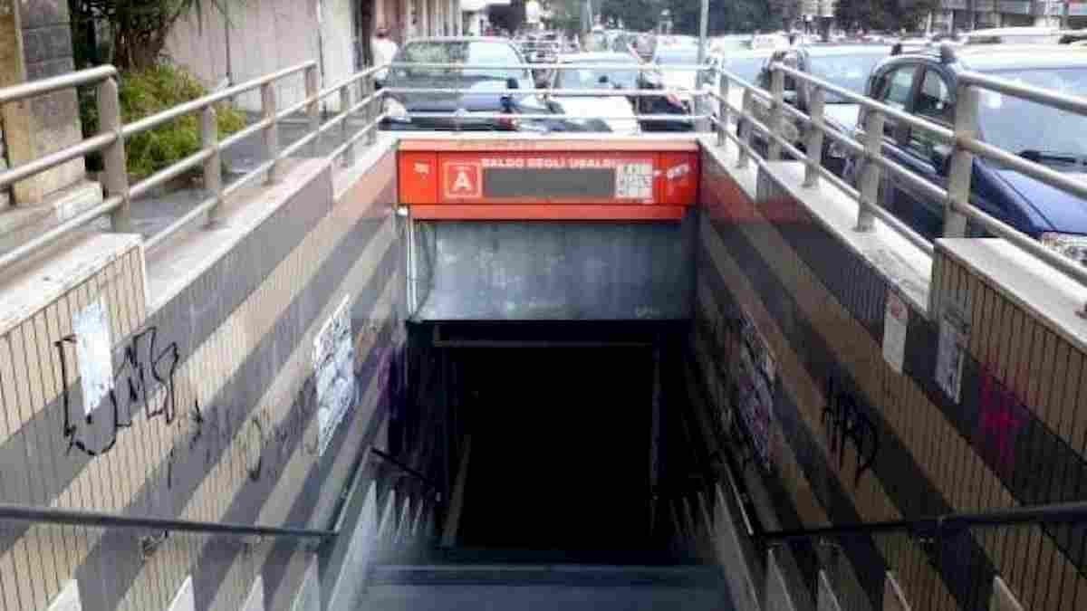 Metro Roma, turno scoperto per dipendente in congedo: chiude Baldo degli Ubaldi