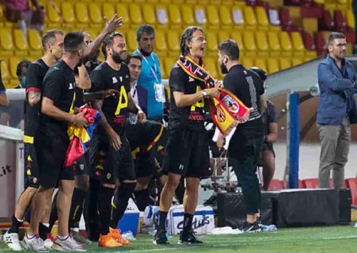 Benevento promosso in Serie A, Ansa