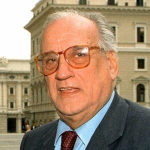 Alfredo Biondi (nella foto), un pisano a Genova, una vita per la giustizia e per il Genoa