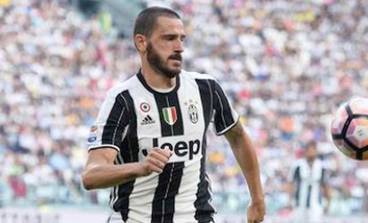 Bonucci svela (involontariamente) la nuova maglia della Juventus per il 2020-2021