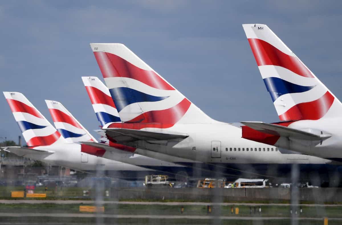 British Airways, EasyJet e Ryanair: causa al governo britannico per la quarantena