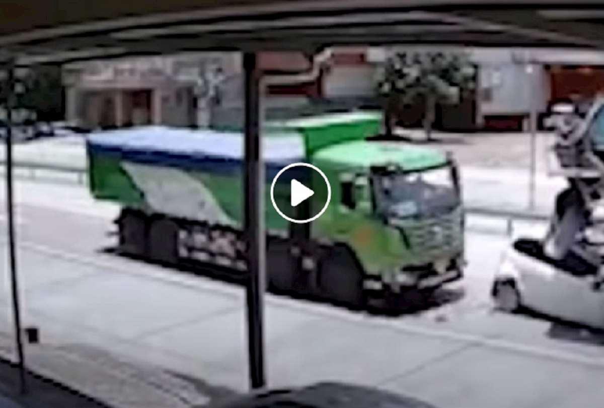 camion cina video