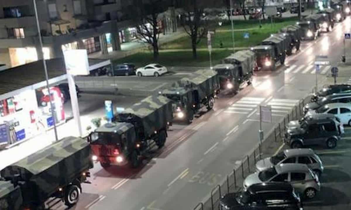 """Giorgio Pasotti: """"Sui camion militari a Bergamo c'era mia zia"""""""