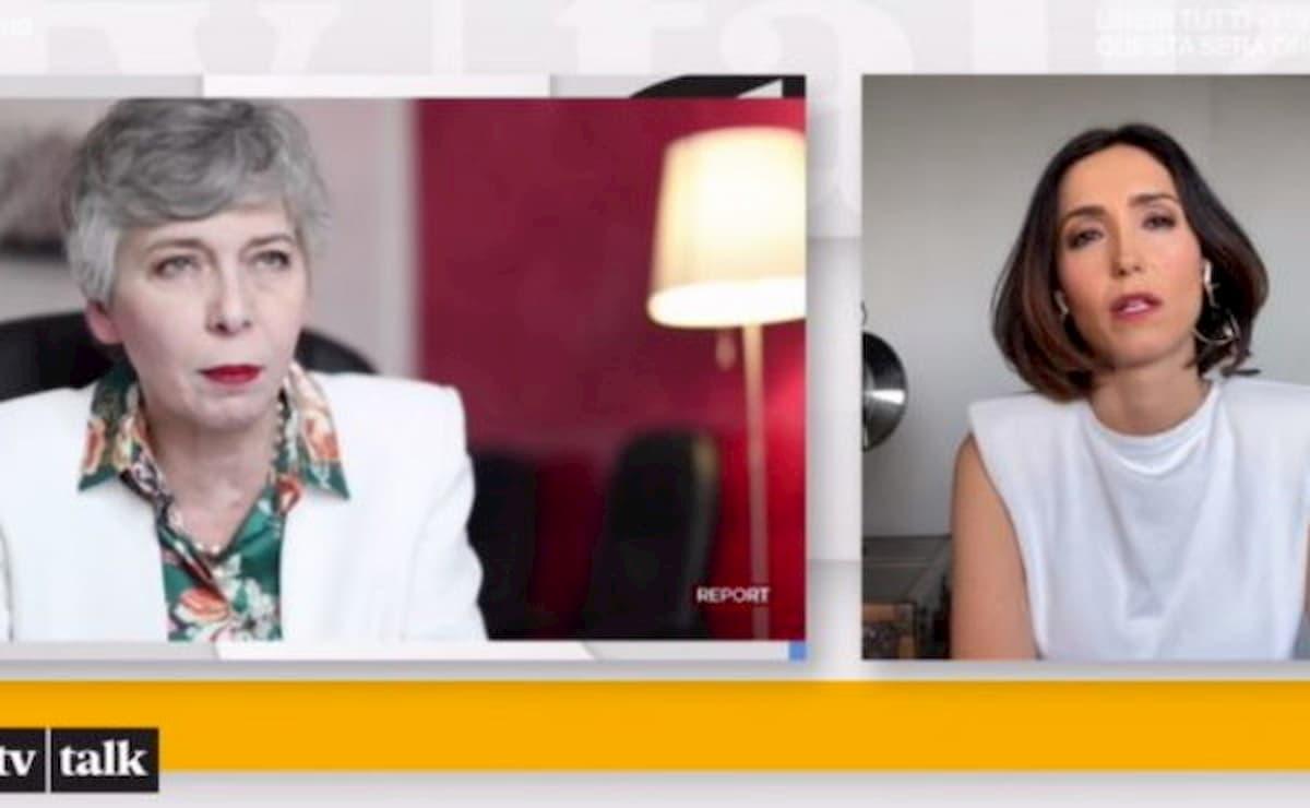 """Caterina Balivo dimentica Nilde Iotti: """"Irene Pivetti fu la prima donna presidente della Camera"""""""
