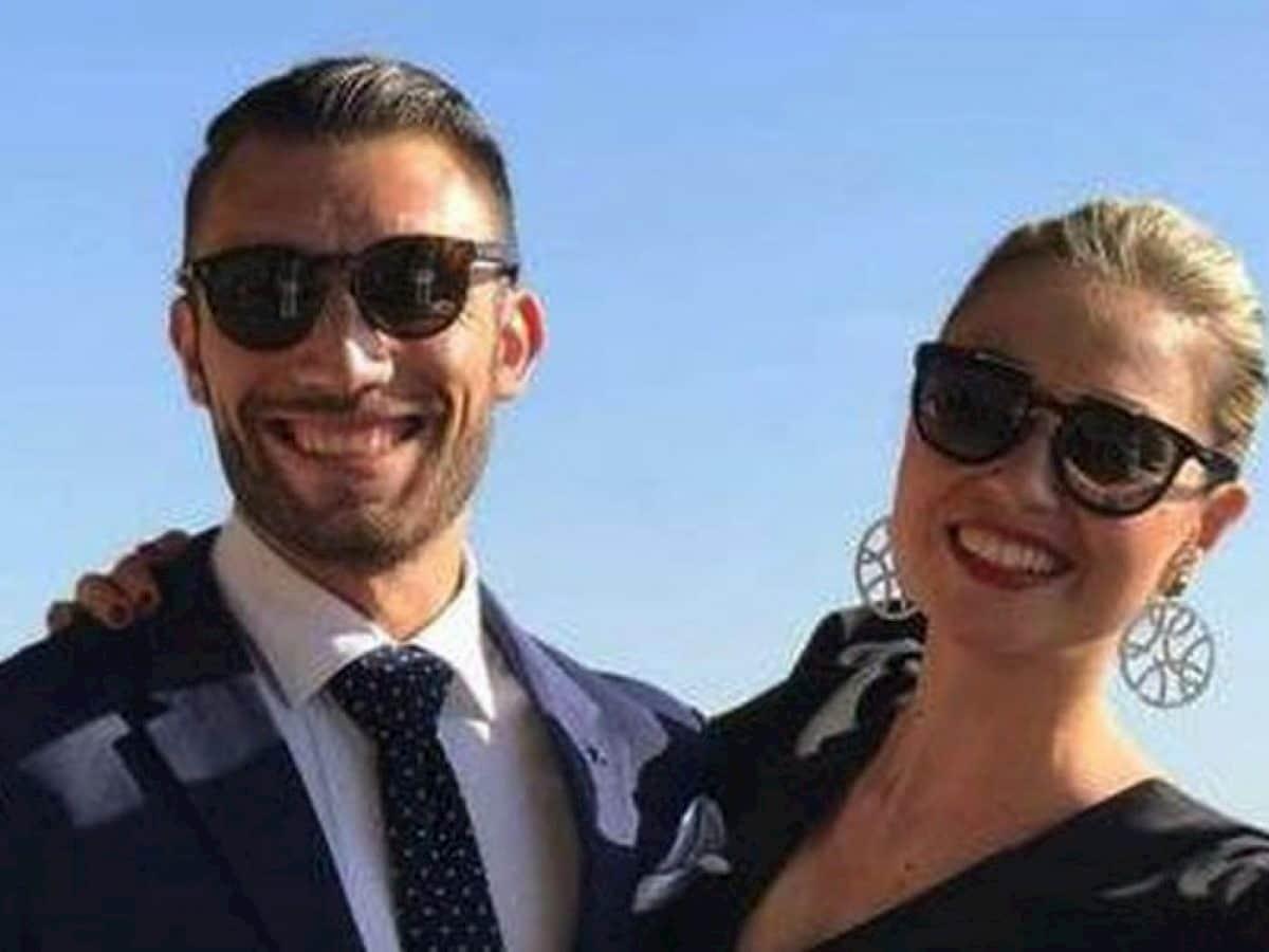 Chiara Giuntoli e il fidanzato Edoardo