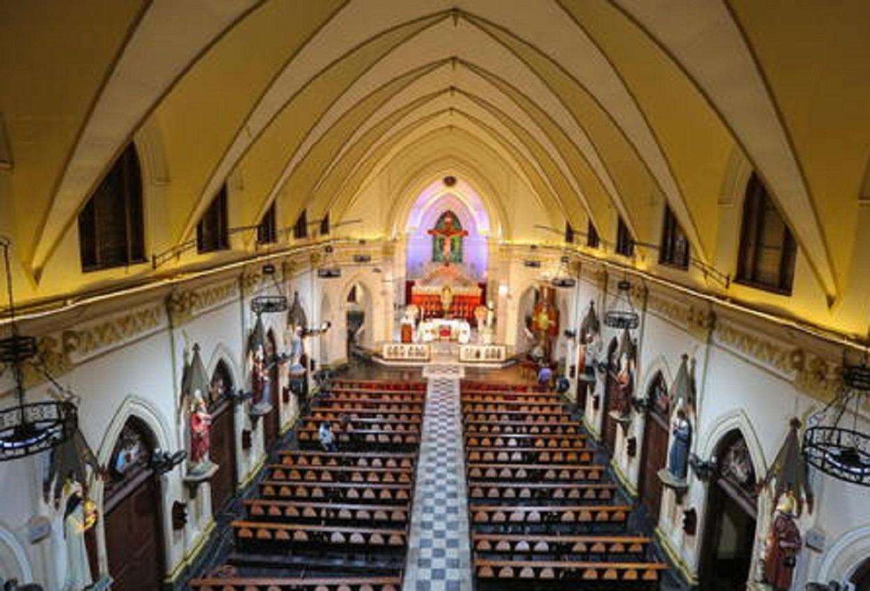 Chiesa, Ansa