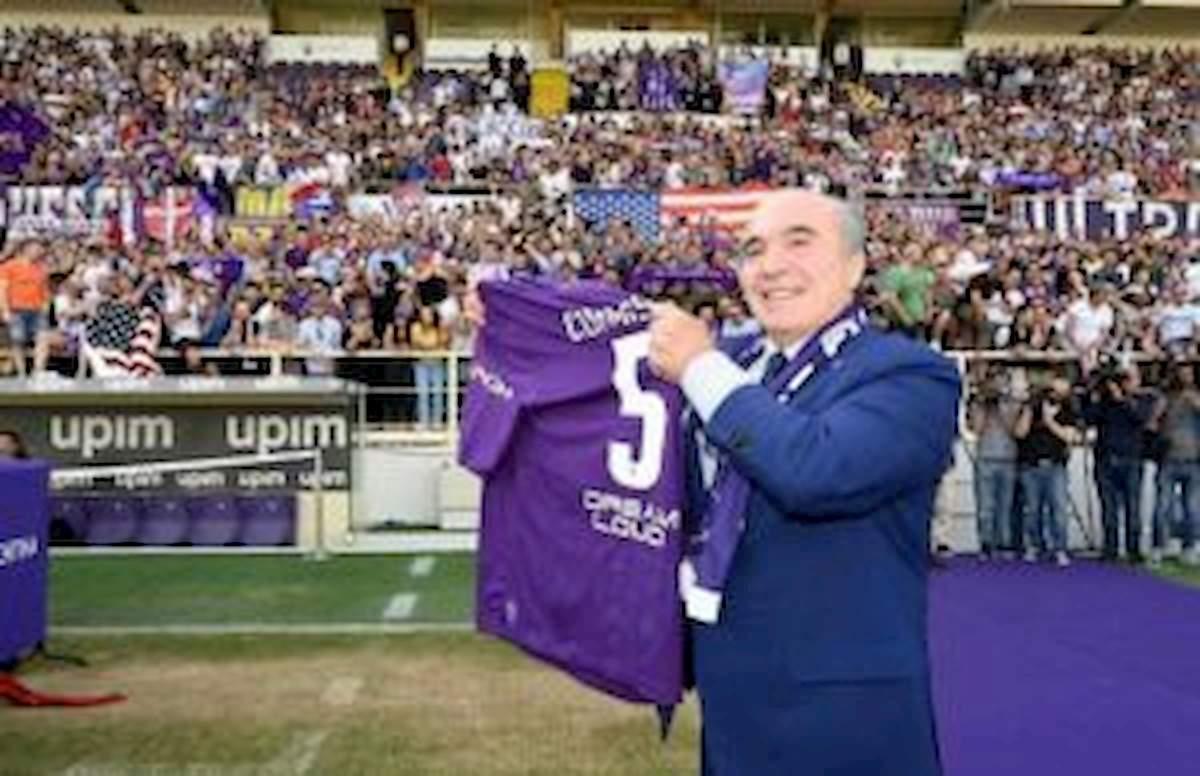 Lazio-Fiorentina Commisso protesta contro arbitro per rigore e Bastos
