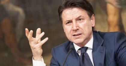 Mef, maggioranza spaccata, 36 miliardi di euro sono manna dal cielo o la mela del serprente? Nella foto: Giuseppe Conte
