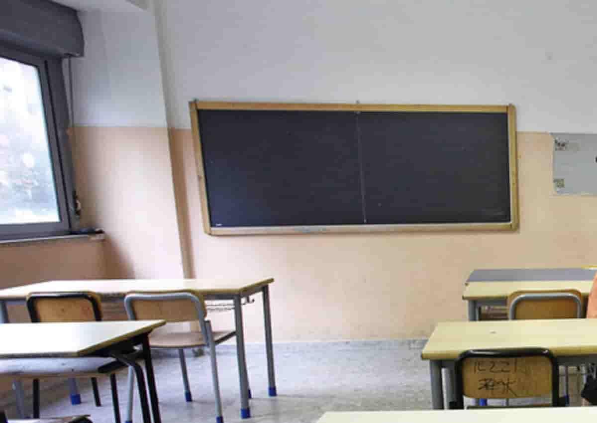 Scuola e coronavirus, foto d'archivio Ansa