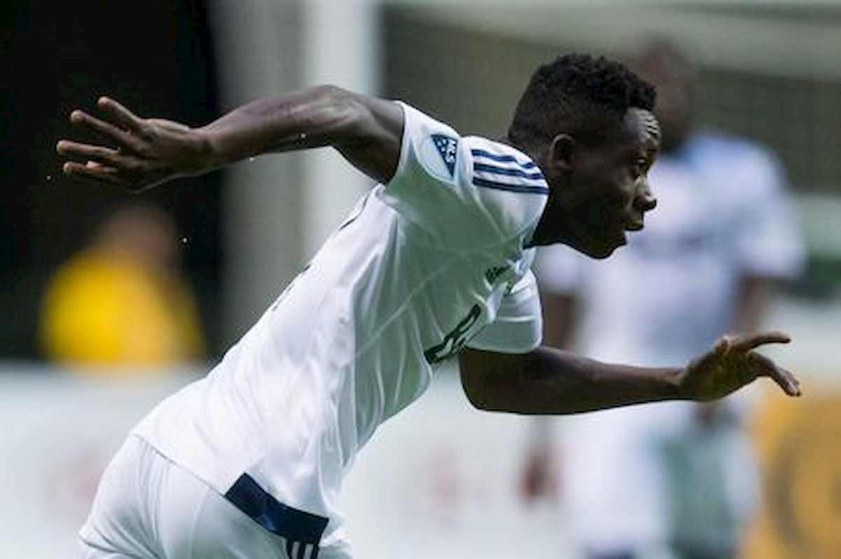 Alphonso Davies, lo scatto è impressionante: è il giocatore più veloce della Bundesliga