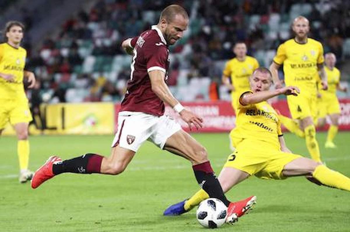 Torna la Serie A con Torino-Parma, subito una falsa partenza: il pallone era sgonfio