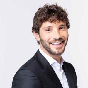 Stefano De Martino in una foto Ansa