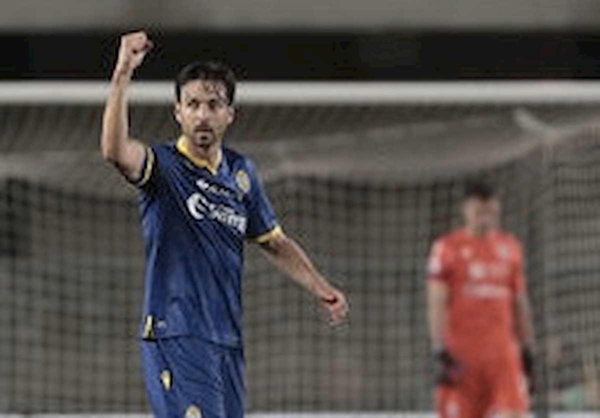 Verona-Cagliari 2-0, Di Carmine firma la doppietta (partita in corso)