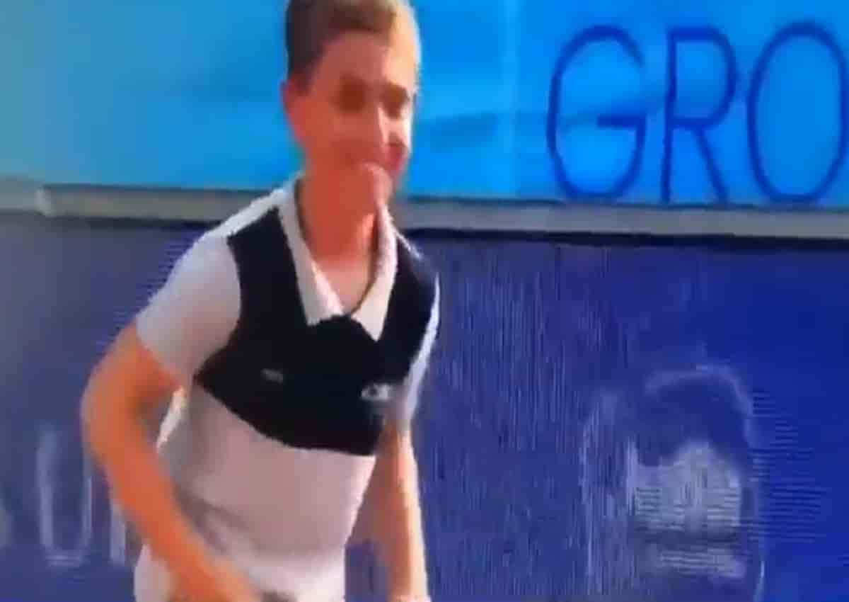 Djokovic, video