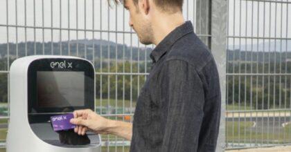 Enel X triplica punti di ricarica pubblici di veicoli elettrici