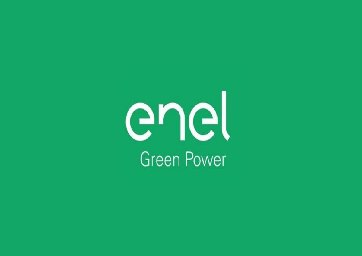 Enel Green Power, il logo
