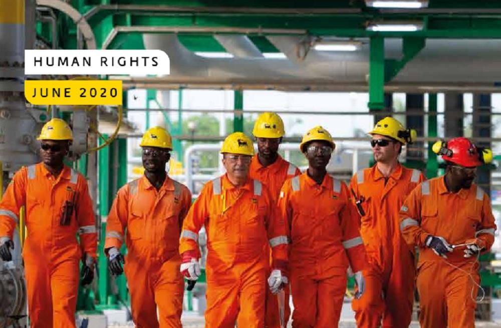 """Eni pubblica """"Eni for Human Rights"""": rapporto sull'impegno dell'azienda per il rispetto dei diritti umani"""