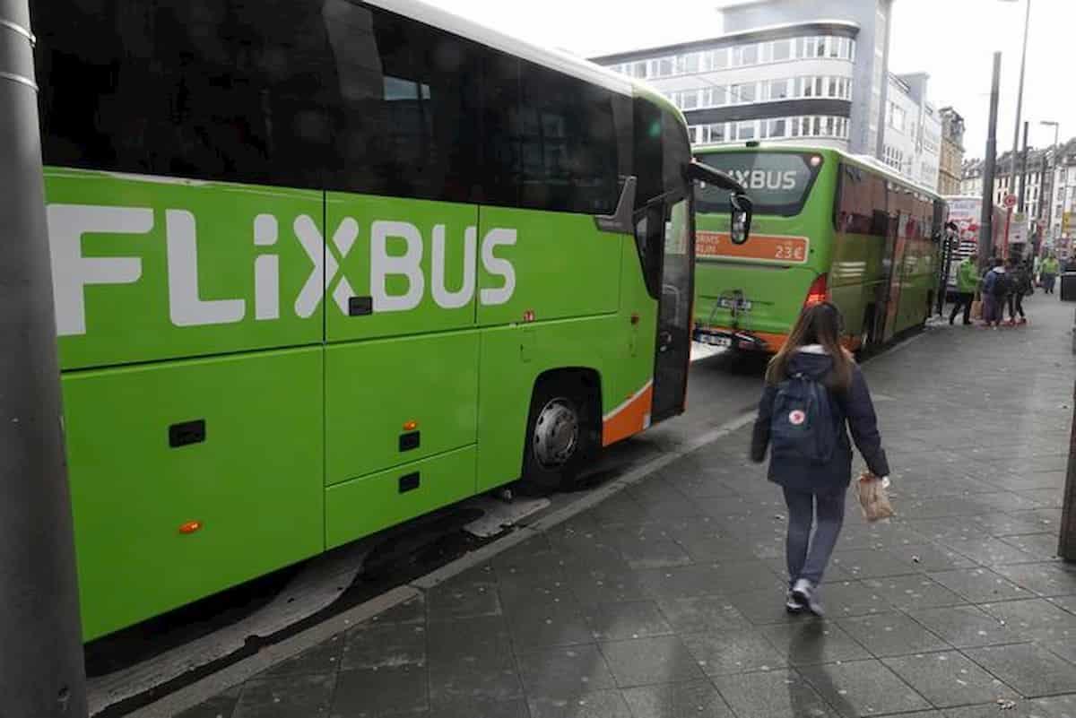 Flixbus e i viaggi cancellati causa Coronavirus