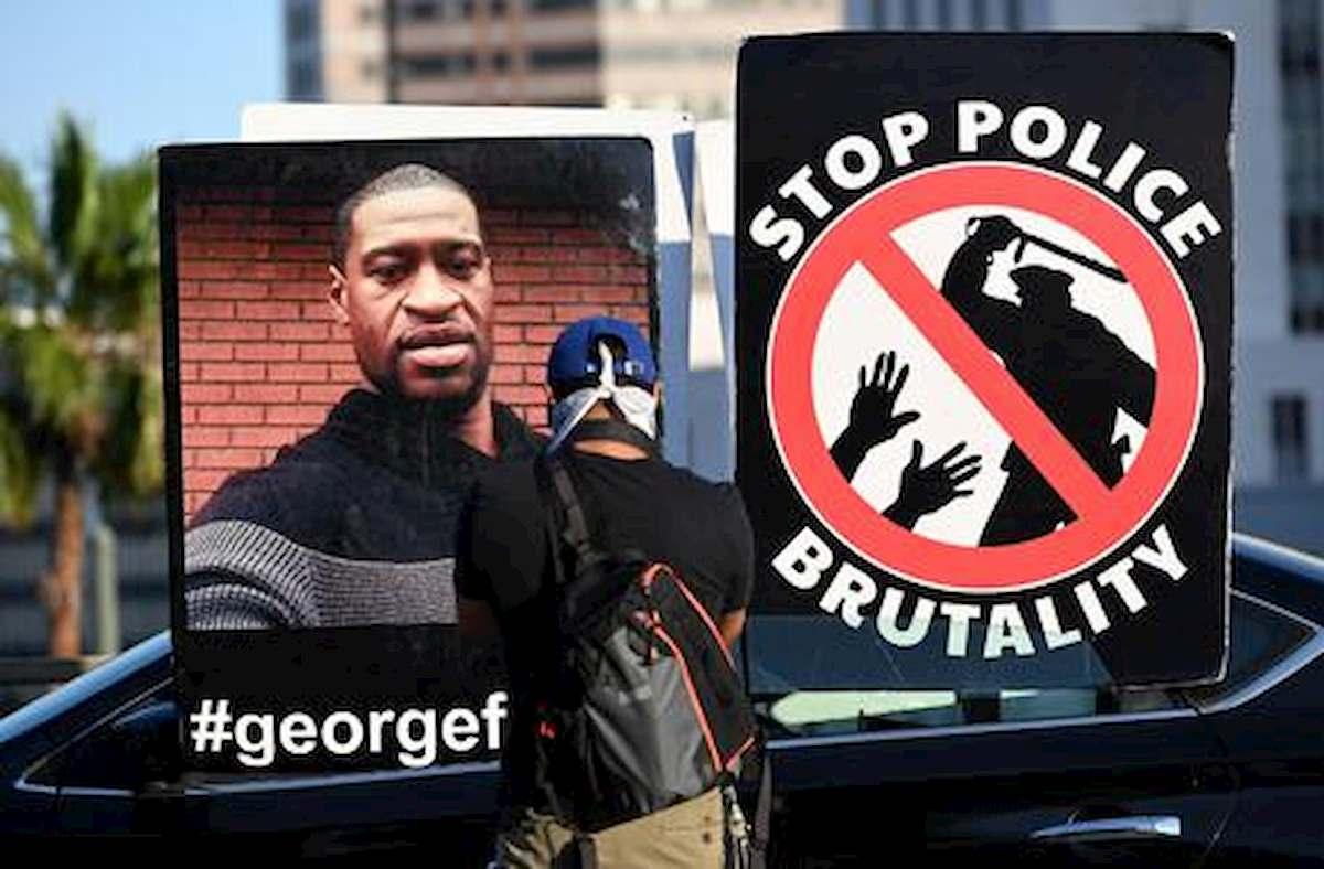 george floyd polizia usa