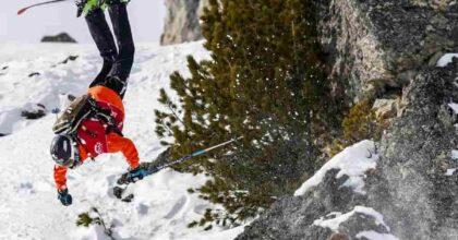 Hugo Hoff precipita sul Monte Bianco e muore: il ragazzo franceseera un noto sciatore di freeride
