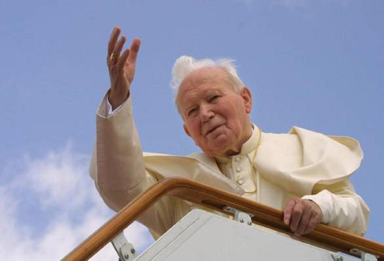 Giovanni Paolo II, Ansa